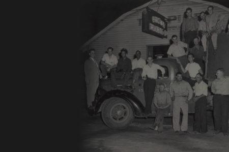 Group of Bulk Team Members Back In The Day, Our Story Begins in 1946