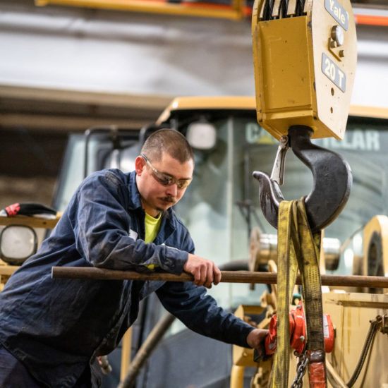 Matt Brumley, Bulk Equipment Corp.