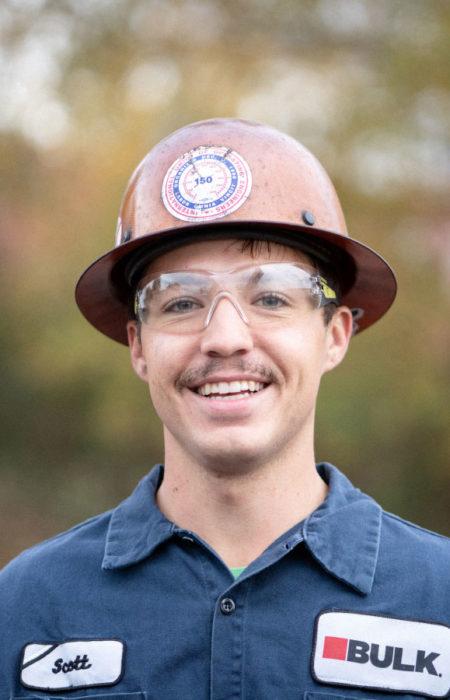 Scott Black, Bulk Equipment Corp.