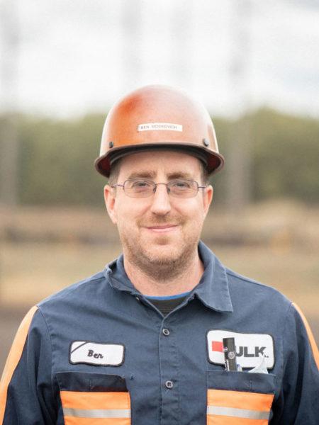 Ben Moskovich, Bulk Equipment Corp.