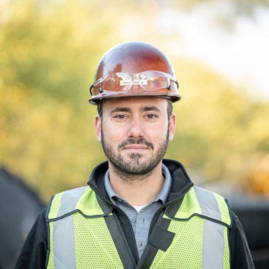 Adam Foresta, Bulk Equipment Corp.