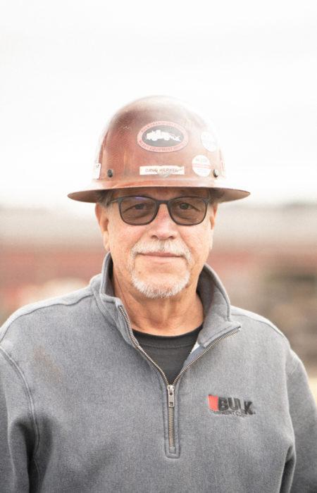 Dave Merkel, General Manager At Bulk Equipment Corp.