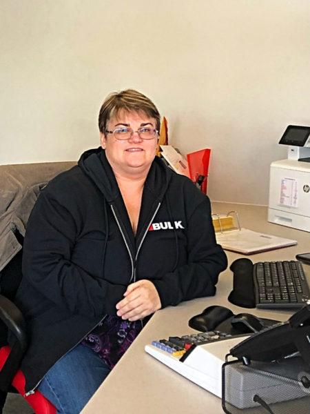 Diane Hoover, Bulk Equipment Corp.