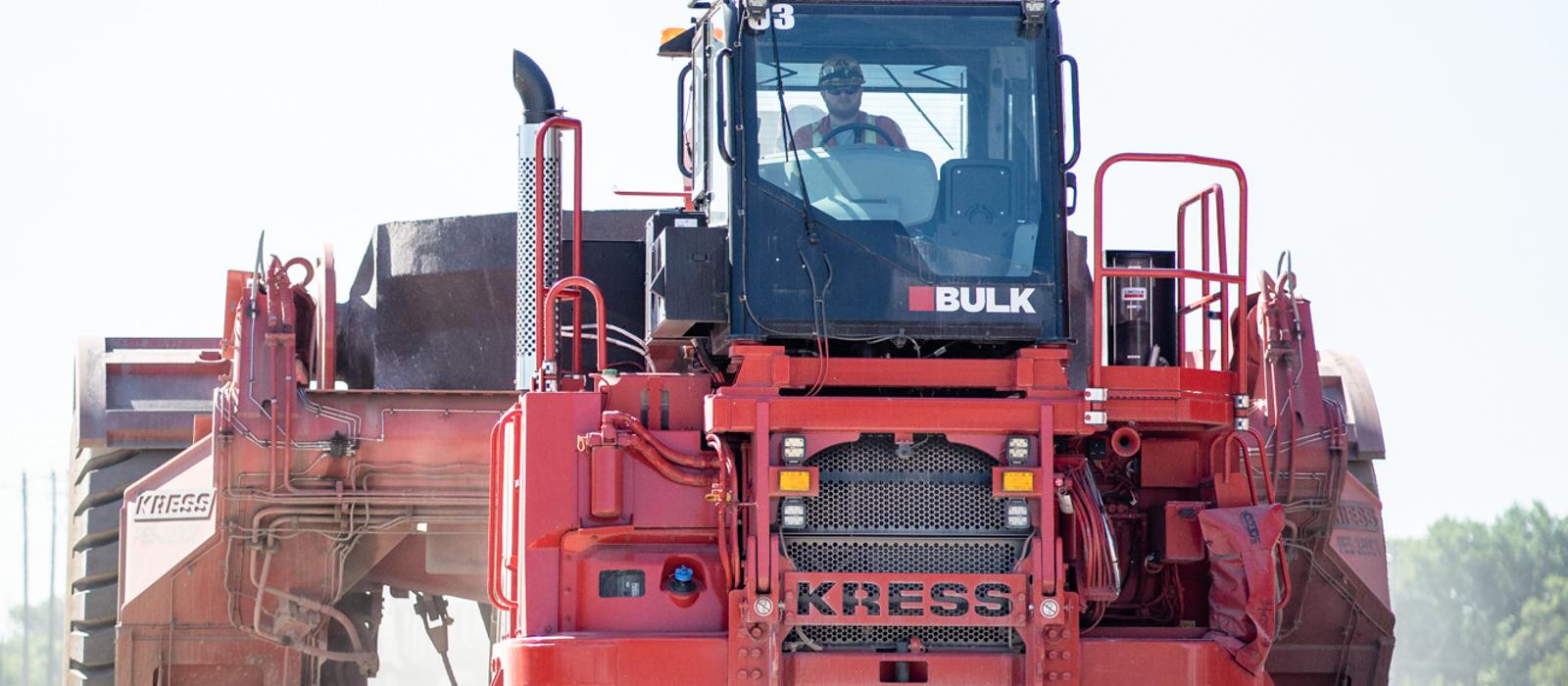 Bulk Employee Operating Kress Pot Carrier